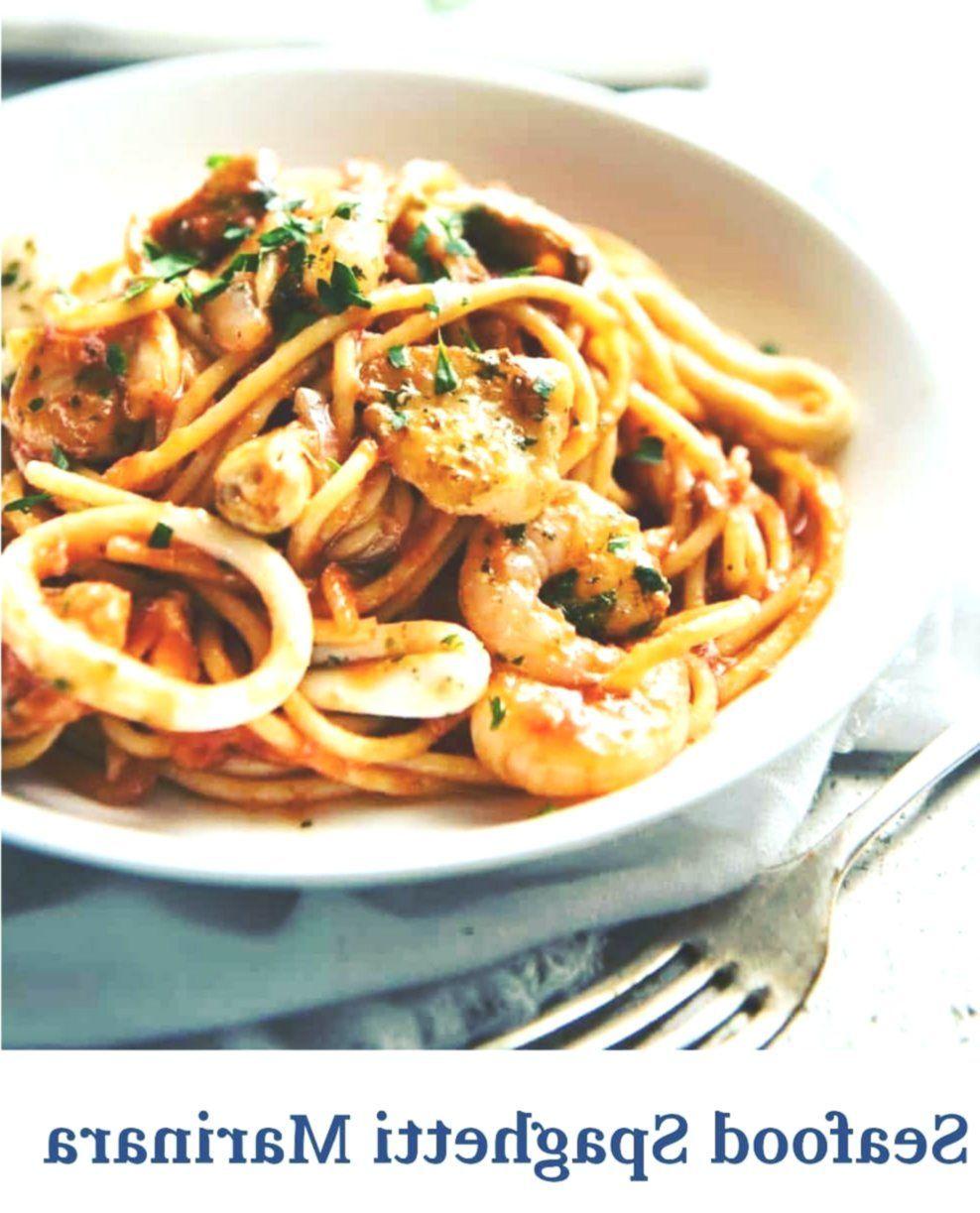 Spaghetti Marinara Zutaten 500 g getrocknete Spaghetti Nudeln oder andere  Spaghetti Marinara Zutaten 500 g getrocknete Spaghetti Nudeln oder andere
