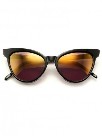 3c5b5e8d5c Wildfox Sun La Femme Deluxe Frame in Black as seen on Beyonce ...