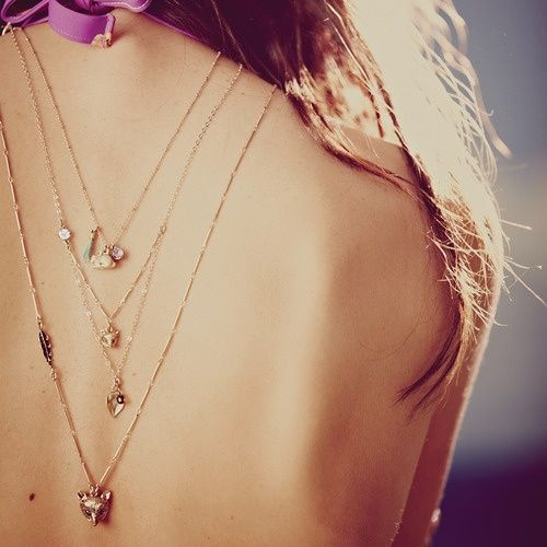 Fashion jewelry shop: www.chloeandisabel.com/boutique/amandaberryhill #boho #style #fashion #gold #layering #model #style #accessories #necklaces #necklace #onlineshopping #summer #spring