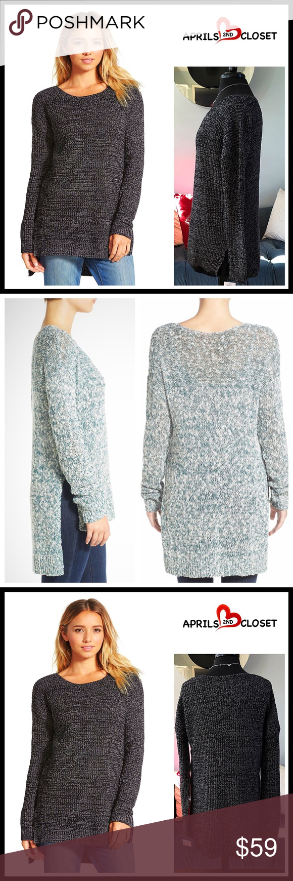 Pullover Sweater Relaxed Fit 'Boyfriend' Tunic NWT | Fair isles ...