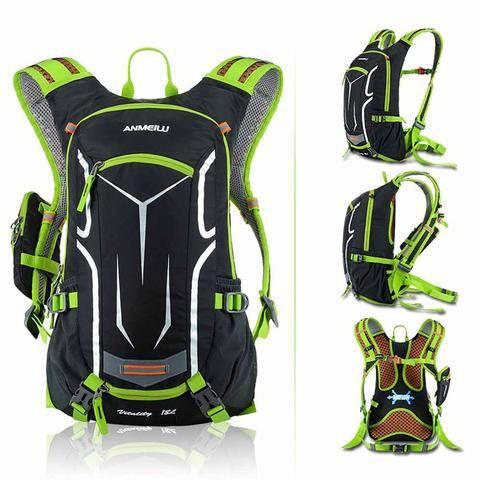 Ultralight Mountain Bike Bag Hydration Pack Water Backpack Cycling Bicycle  Bike Hiking Climbing Pouch + Rain Cover Set 3a0a33811