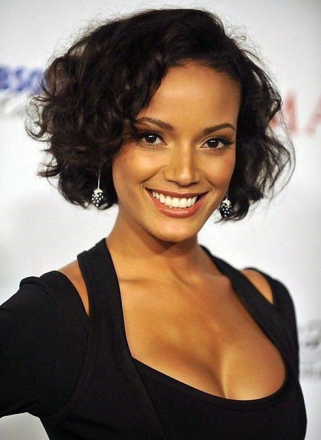 Short Curly Wavy Hairstyles quick hairstyle ideas