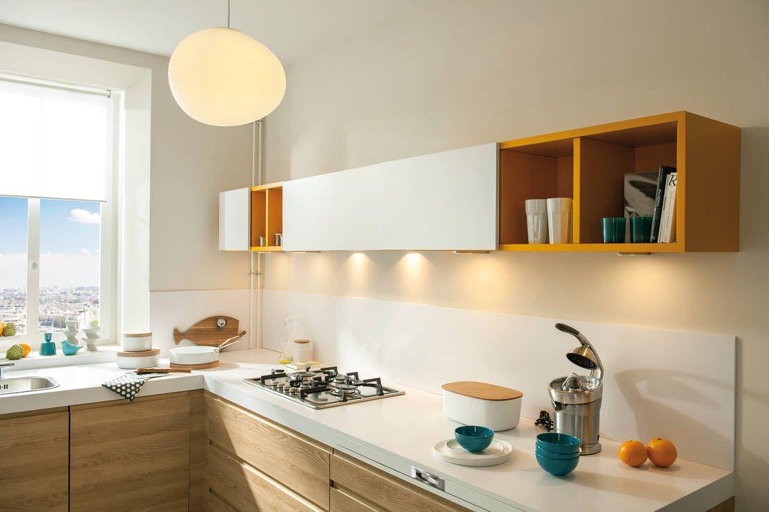 Jak Ciekawie Urządzić Kuchnię W Bloku Kuchnia 6 M