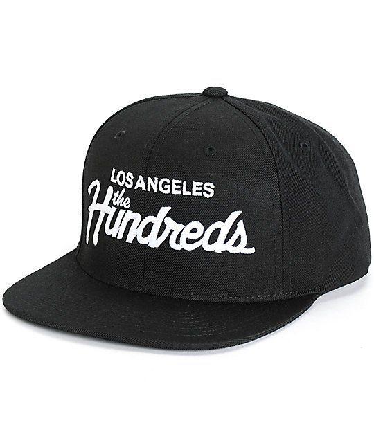 e4156dcbe The Hundreds Forever Team Snapback Hat in 2019 | Hats | Snapback ...