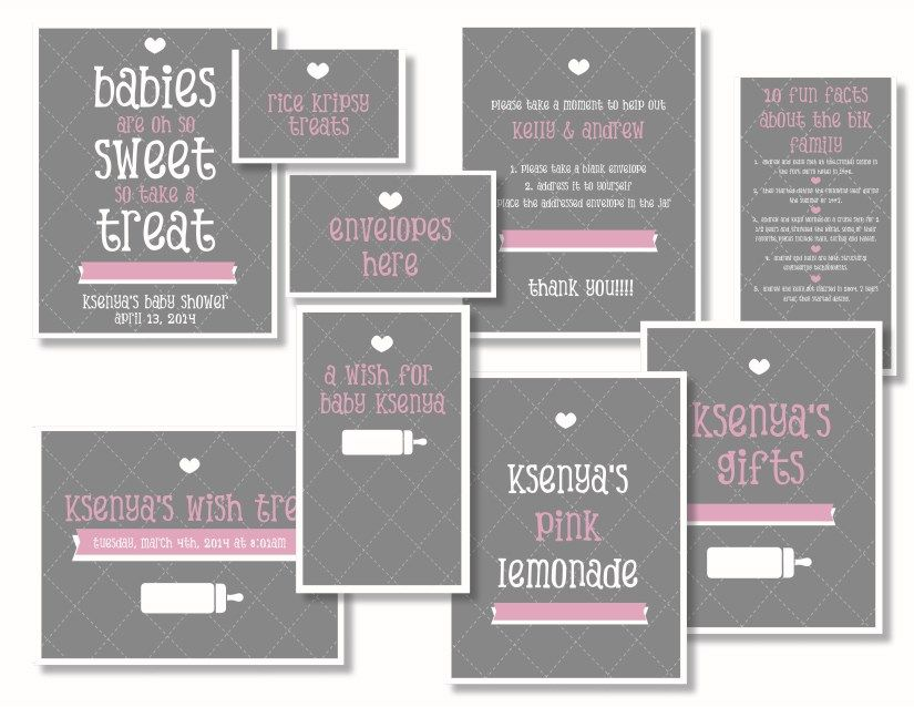 Madeline's Weddings & Events Custom Stationery - #Winnipeg #baby #shower invitations and stationery http://www.winnipegweddinginvitationsandstationery.com/