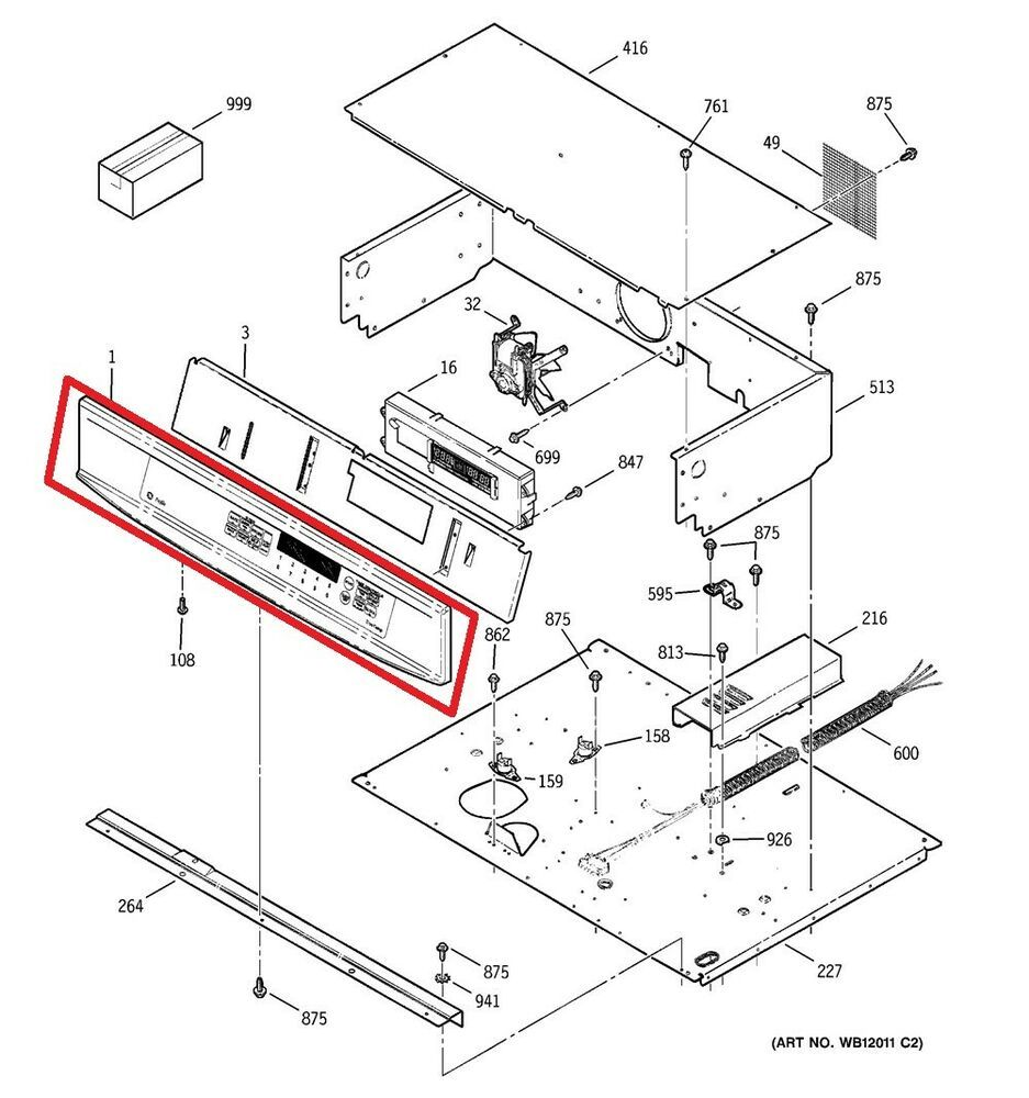 wiring diagram for ge profile stove