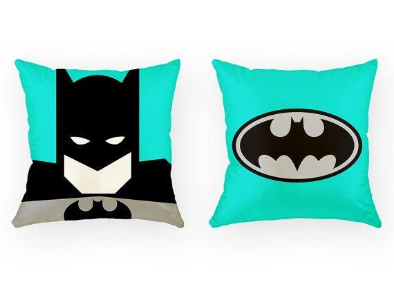 Batman Pillow Throw Pillows Batman Justice League