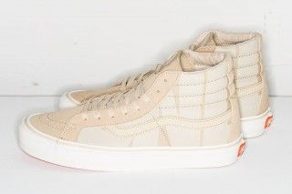 f1e52580e1 Here s Your First Look at the UNDEFEATED x Vans Sk8-Hi OG LX