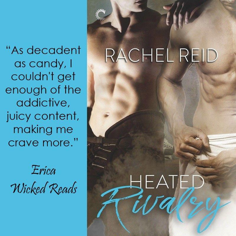 Heated Rivalry Rachel Reid