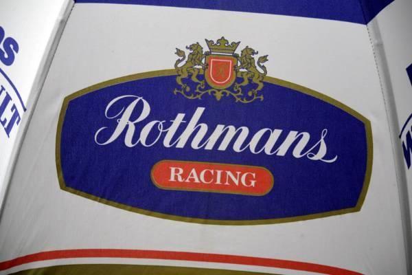 Rothmans Williams Renault ©2012 Photo by Daniel Wermuth c/o http://www.wermuthgrafik.ch