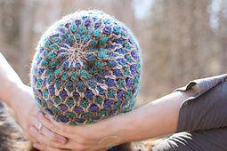 Babala Hat - prachtig kleurpatroon en een mooie bovenkant! - kooppatroon