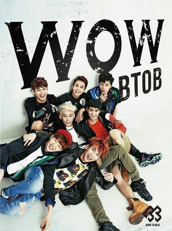 btob wow video clip