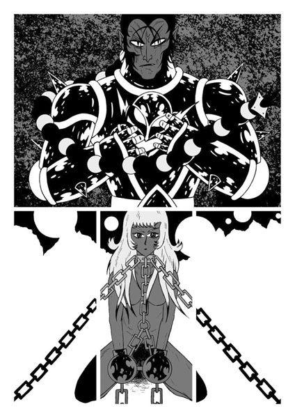 KANN Manga