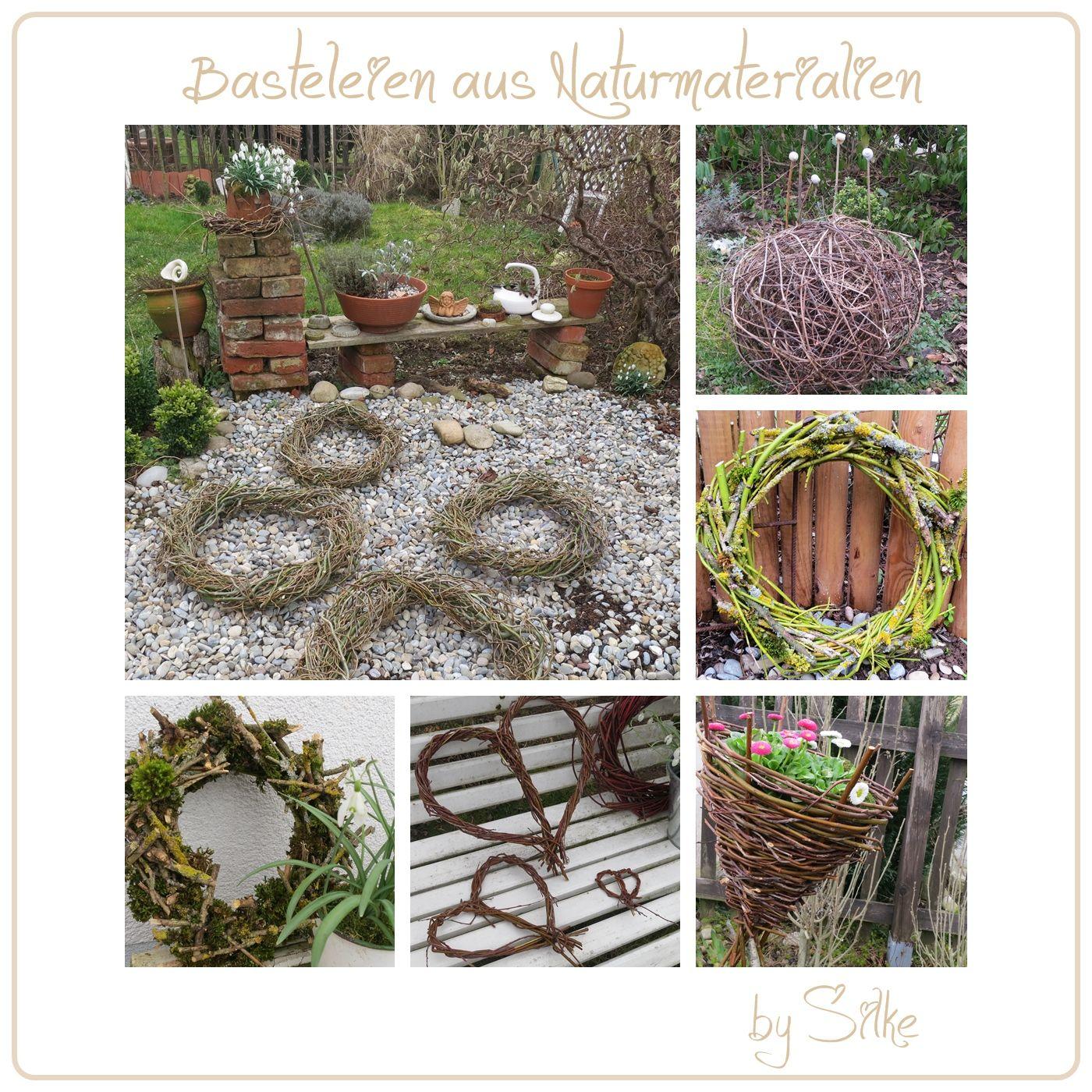 Wollte euch das ergebnis wohnen und garten foto for Gartendeko aus naturmaterialien