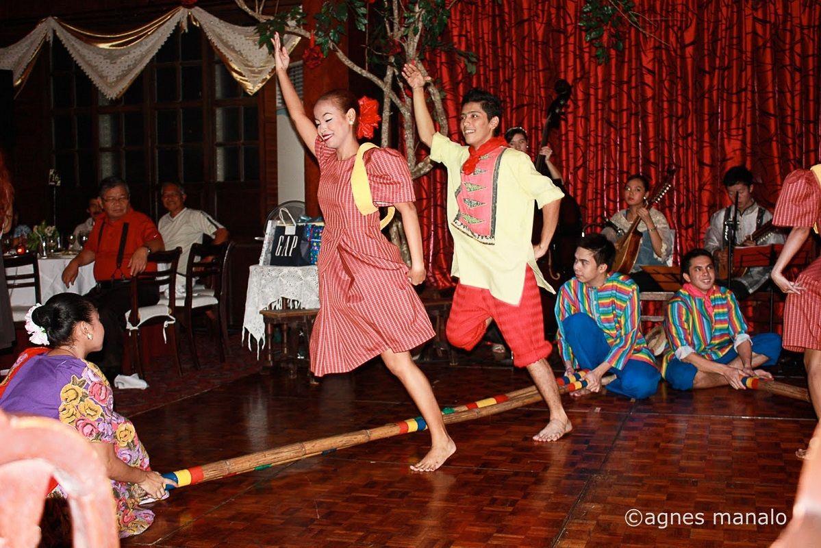 Parangal dance company philippine folk dance - Philippine Folk Dance Tinikling Dance