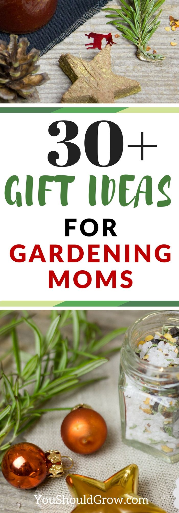 Good If Your Mom Loves To Garden, Get Her A Great Gardening Gift For Christmas  This