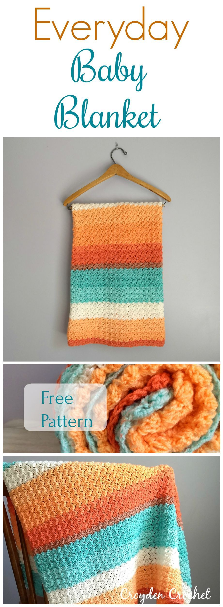 Free Pattern By Croyden Crochet Crochet This Fast And Easy Everyday