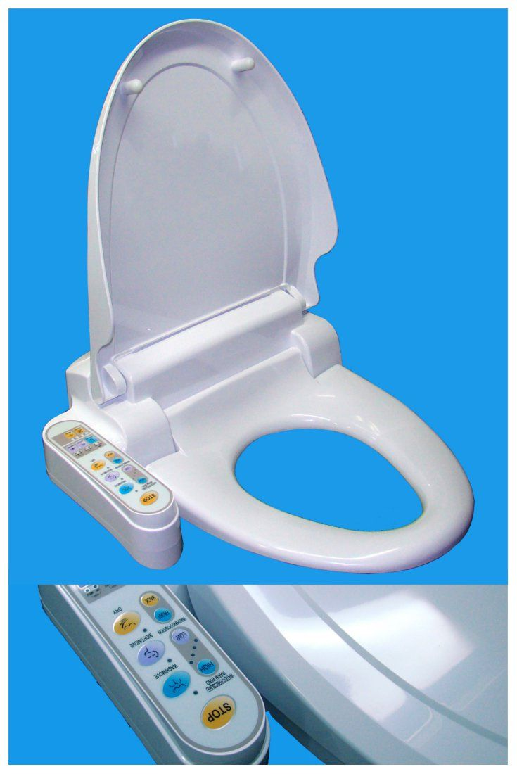 The Electronic Bidet Toilet Seat Sy 3100 Combines The Latest