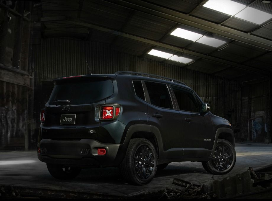 What Would Batman Drive Probably A 2016 Jeep Renegade Dawn Of Justice Special Edition Jeep Renegade Jeep 2016 Jeep