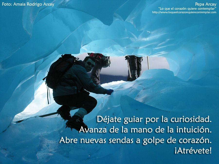 """Colección de frases de Pepa Arcay De """"Lo que el corazon quiere contemplar"""" http://www.loqueelcorazonquierecontemplar.com"""