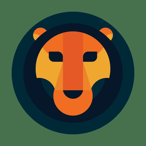 Circle Lion Logo Safari Ad Affiliate Ad Lion Logo Safari Circle Lion Vector Lion Logo Lion Safari