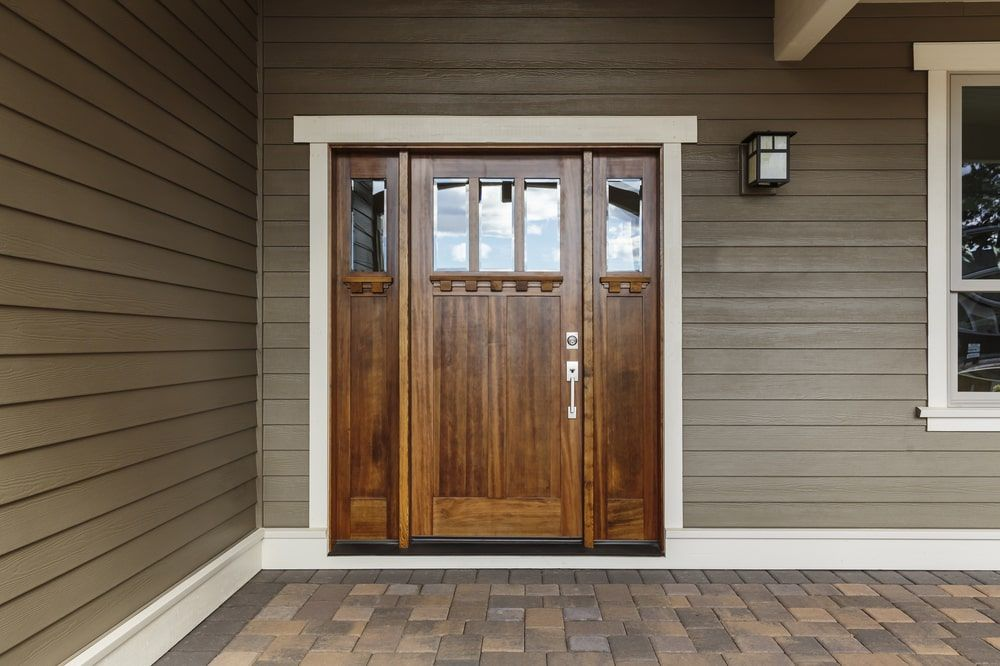17 Different Types Of Wood Siding For Home Exteriors House Exterior Wood Front Doors