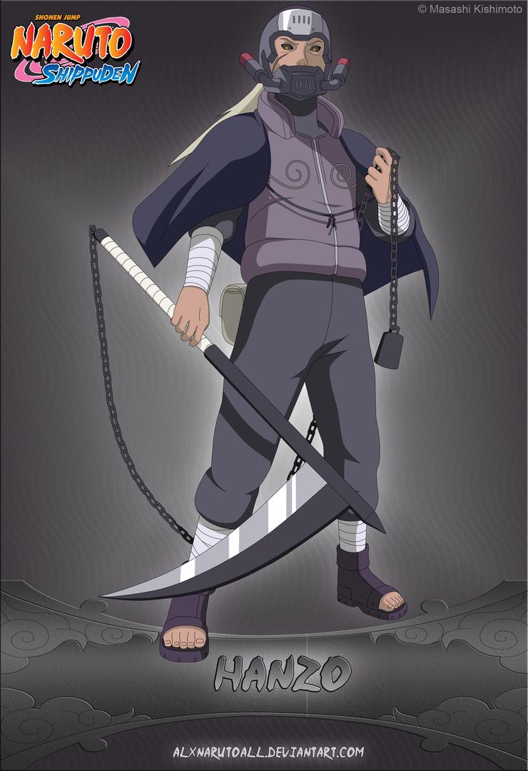 Hanzo by alxnarutoall | Naruto shippudden, Naruto, Naruto ...