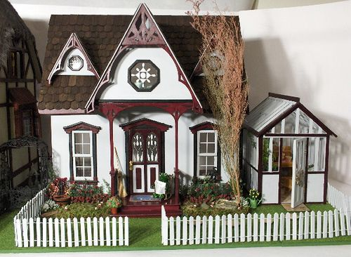 debs minis orchid dollhouse