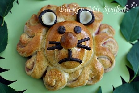 Lion Bread