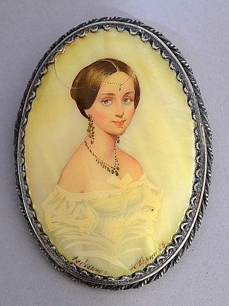 portrait miniature | Interest | eBay