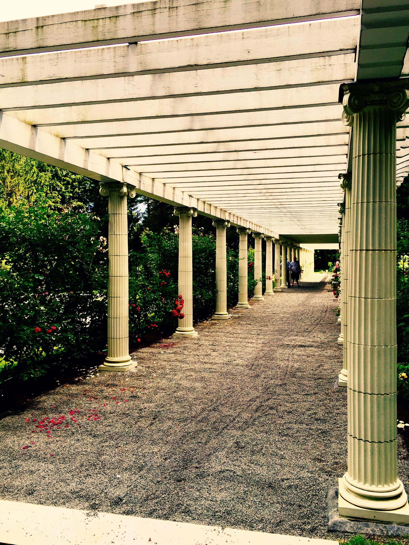 Yaddo Gardens near Skidmore College in Saratoga Springs, NY
