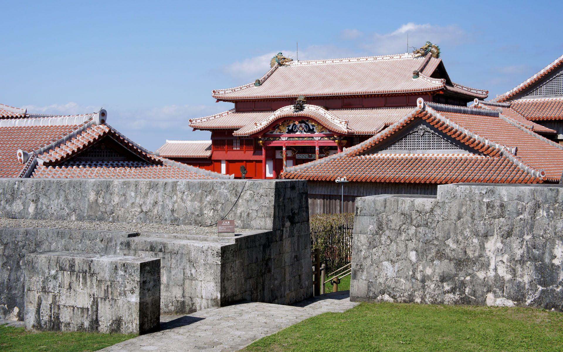 okinawa images | Naha Shuri Castle Naha Okinawa Japan - HD ...