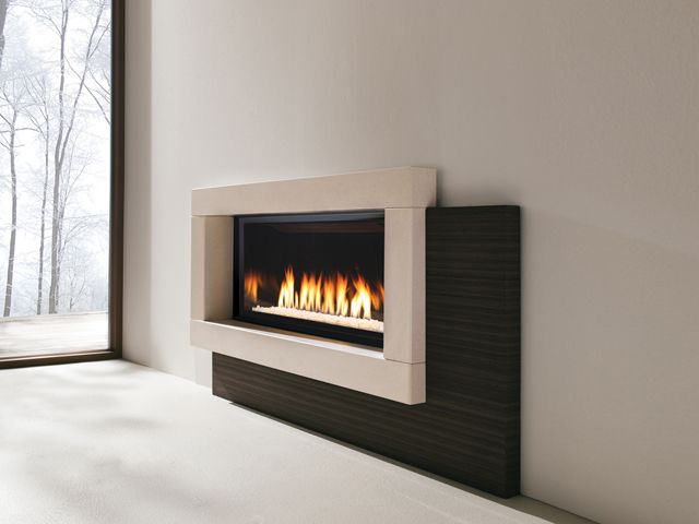 Kingsman Gas Fireplace Modern Fireplace Home Fireplace Fireplace