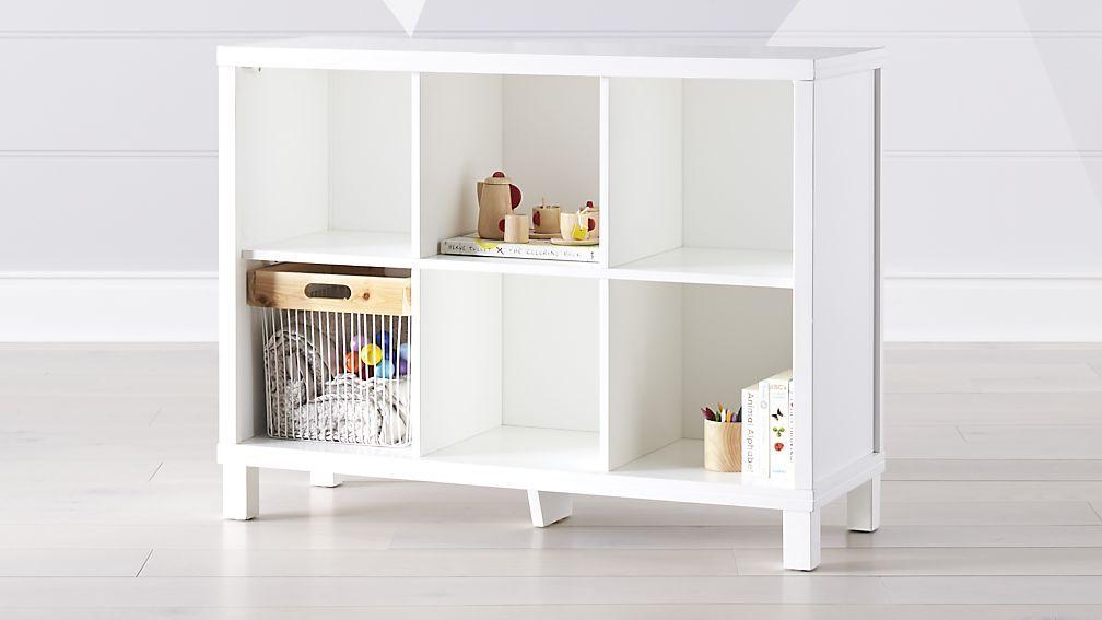 White 6 Cube Bookcase 30 25 H X 14 25 D X 40 5 W Cube Bookcase Cube Storage Cube Storage Unit