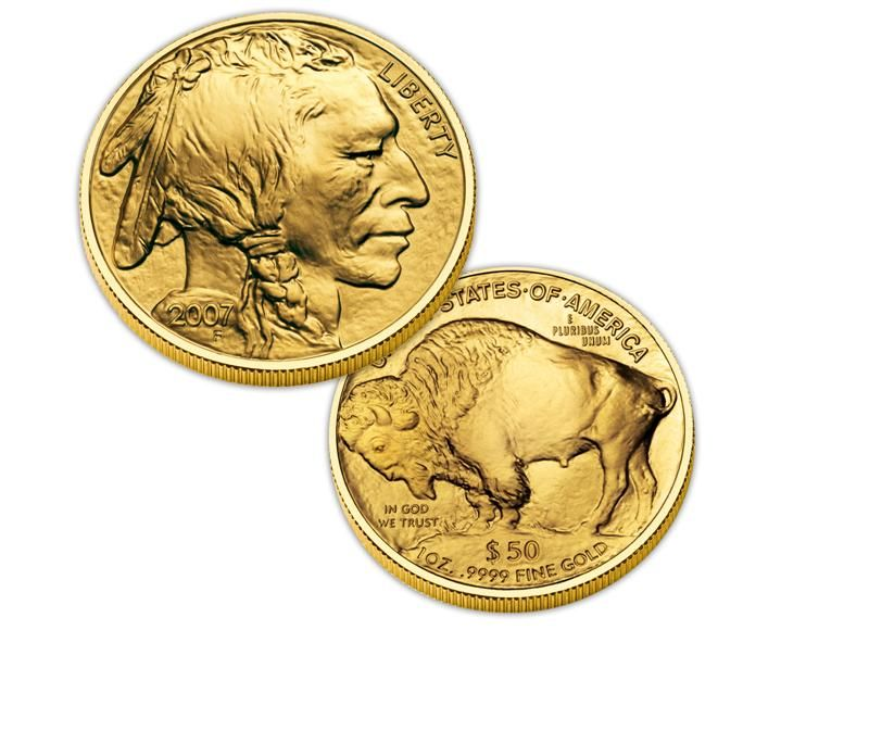 The 1 Oz American Gold Buffalo Coin Was The First Pure Gold Coin Ever Struck By The Us Mint The Coin Was Designed By J Coin Art Buy Gold And Silver