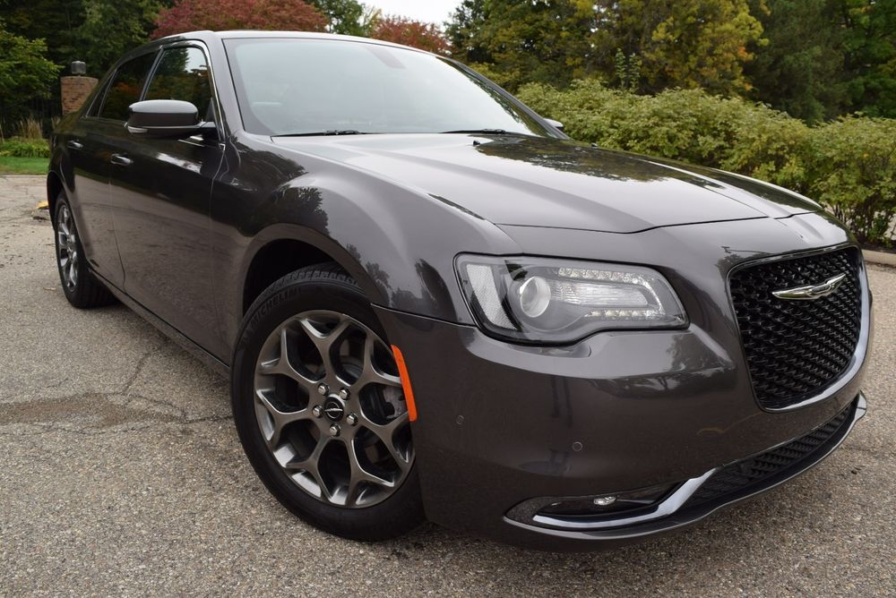 For Sale 2017 Chrysler 300 Series AWD SEDITION(SPORT