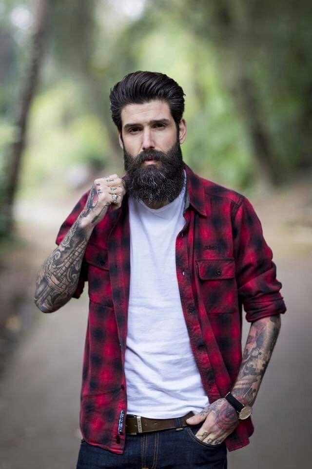 Breathtaking Mens Fashion Rugged Lumberjack Men Hipster Mens Fashion