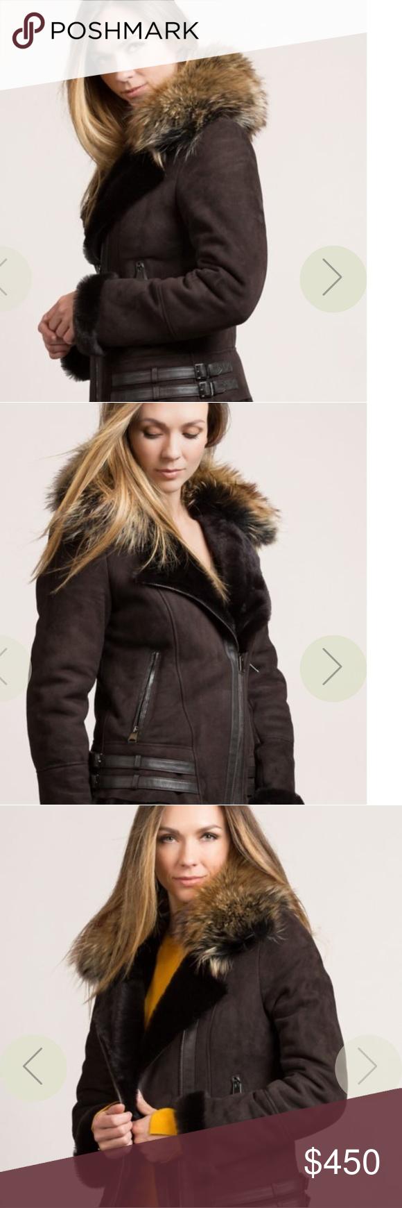 SALE SHEEPSKIN BOMBER JACKET Jackets, Bomber jacket, Fashion