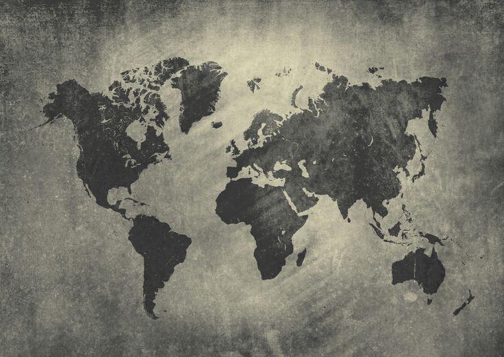 Watercolor world map wallpaper szukaj w google soando mi casita watercolor world map wallpaper szukaj w google gumiabroncs Images