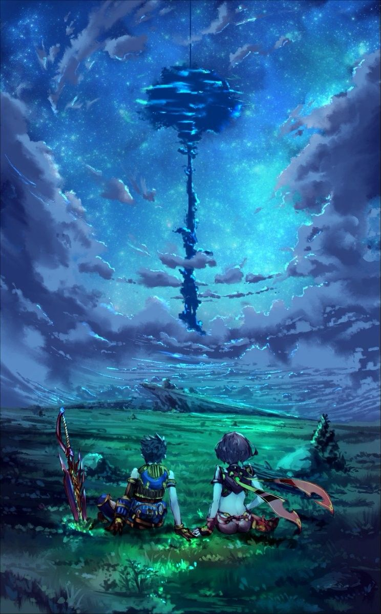 Image By Joey Samuel On Xenoblade Xenoblade Chronicles 2