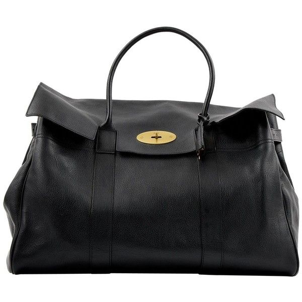 Mulberry Pre-owned - Leather travel bag OCwnM0o9