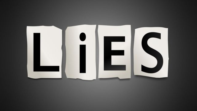 They Lie  (READ THIS!)