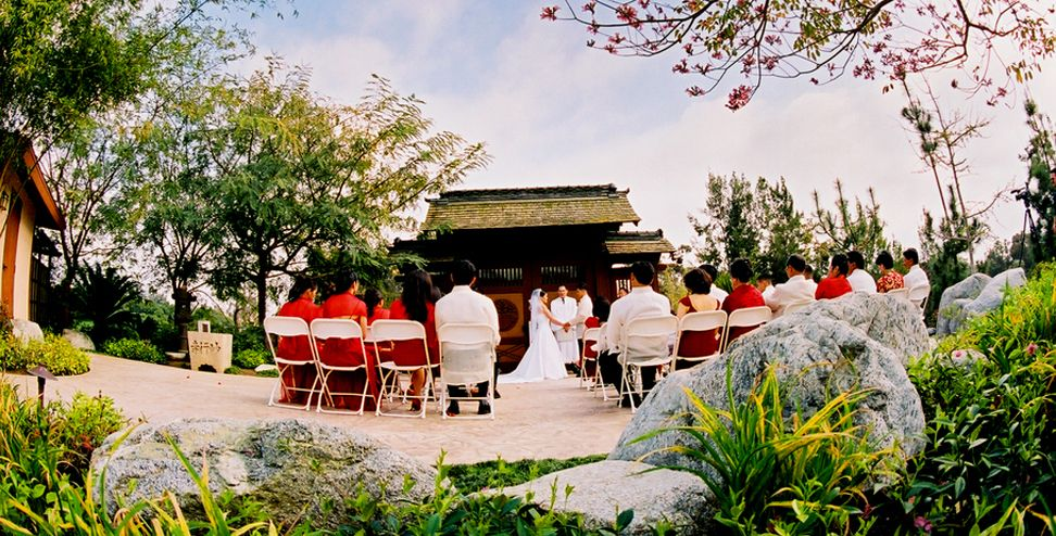 Balboa Park In San Go Offers A Great Variety Of Choices For Indoor And Outdoor Weddings