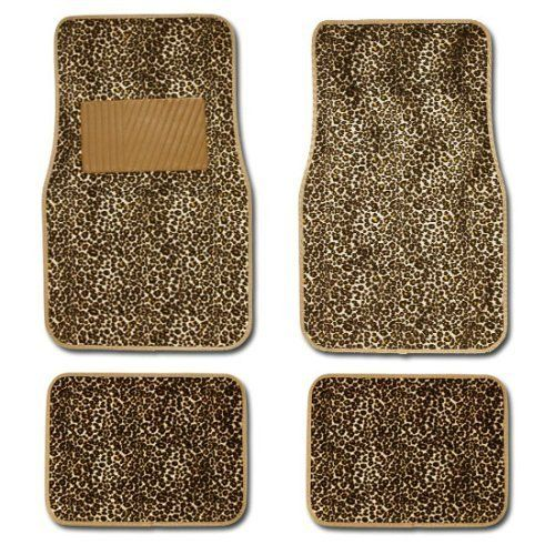 Cheetah Animal Print Auto Floor Mat 4 Pcs by Cheetah Racing Bodies, http://www.amazon.com/dp/B001J89BHU/ref=cm_sw_r_pi_dp_sMhosb0D0FMPZ