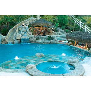 Really Cool Swimming Pools cool hot tub spa photo - picture - poolandspa | more over the