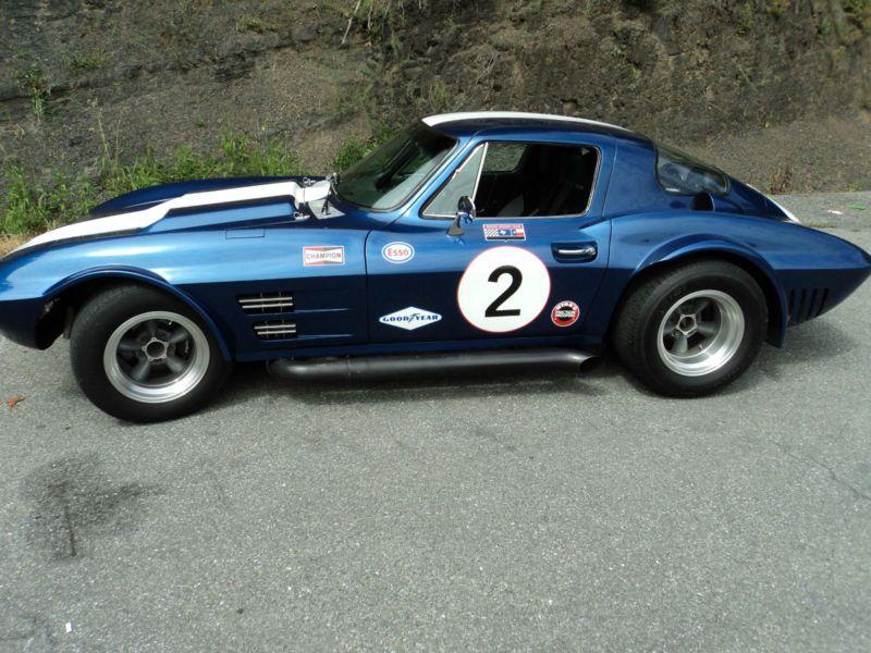 '63 Chevrolet Corvette grand sport replica Corvette