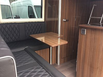 EBay VW Crafter Sprinter Race Van Motor Home Camper Conversion