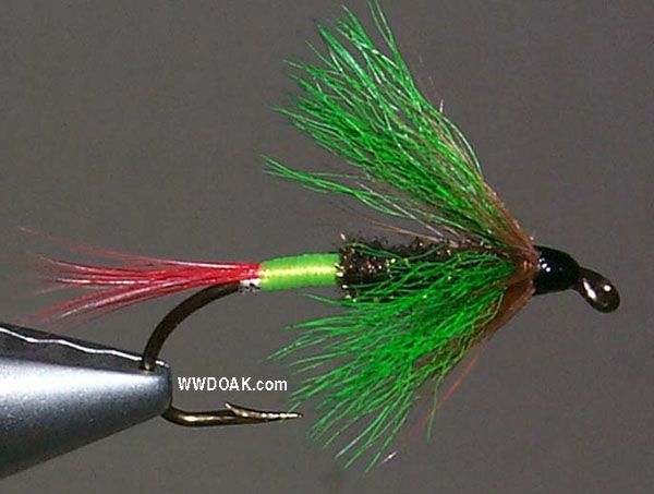 Butterfly Salmon Flies - W. W. Doak and Sons Ltd. Fly Fishing Tackle