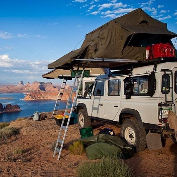 Car Camping At The Grand Canyon Travel Us Land