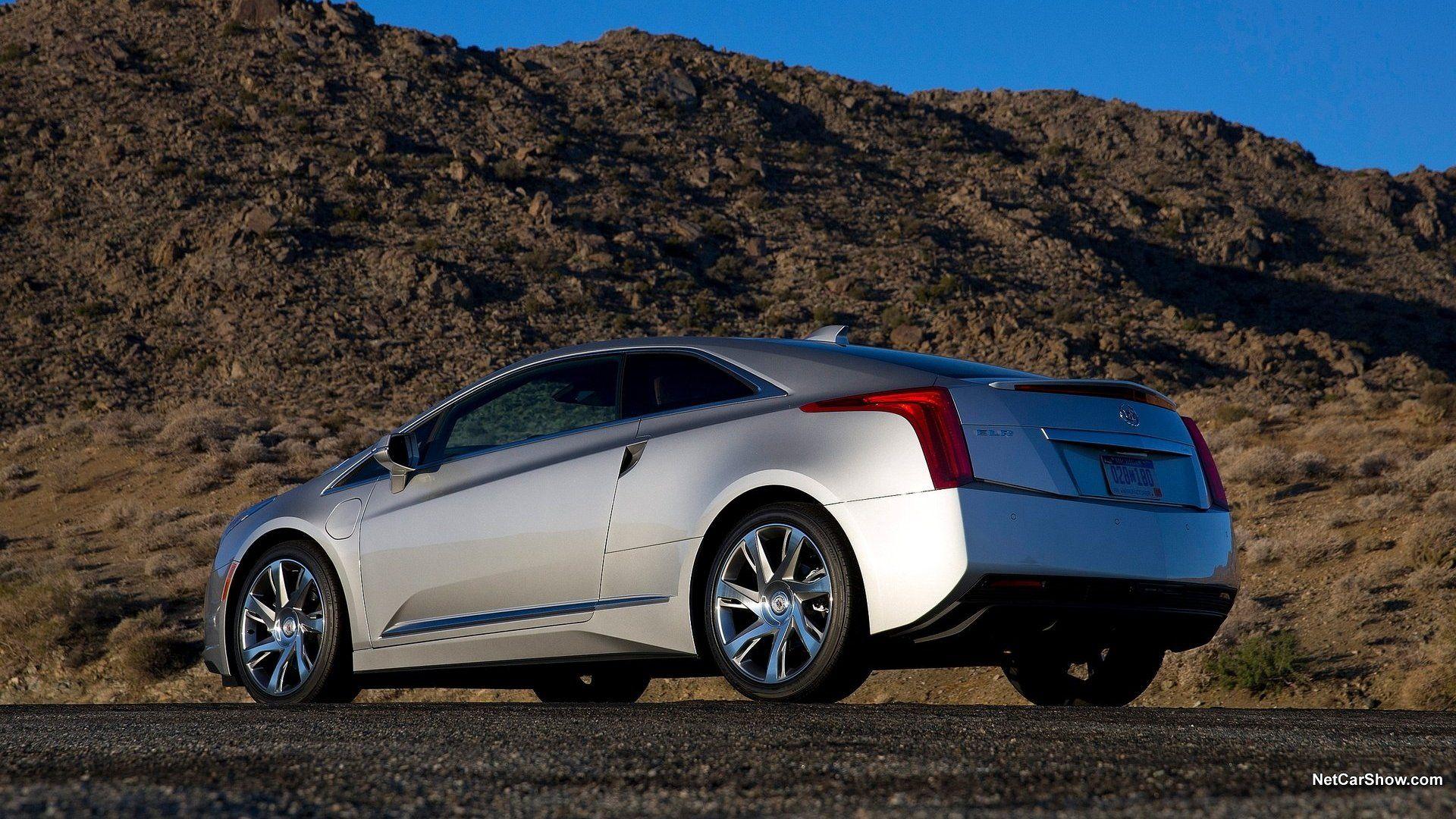 Cadillac ELR (2014)